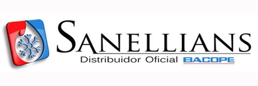 Sanellians | Fabricadoras de Hielo Logo